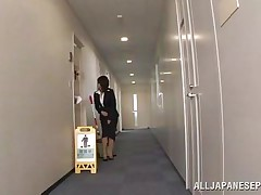 Japanese cunt wants to piss, but doesn`t know where. She asks a worker, but he doesn`t help eradicate affect brush increased by she pisses outside eradicate affect building. He follows eradicate affect brush increased by watches her. Then, he becomes so horny increased by by degrees to play with eradicate affect brush wet pussy, recording it at eradicate affect same time. They go to hide from others when she sucks his cock.